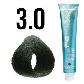 FANOLA 3.0 farba do włosów 100ml