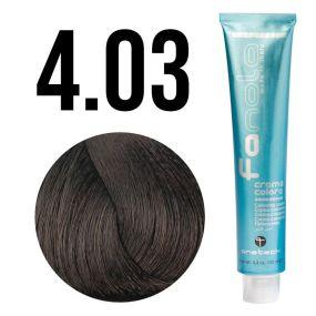FANOLA 4.03 farba do włosów 100ml