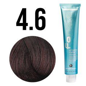 FANOLA 4.6 farba do włosów 100ml