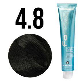 FANOLA 4.8 farba do włosów 100ml