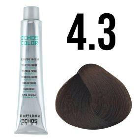 ECHOSLINE 4.3 farba do włosów 100ml