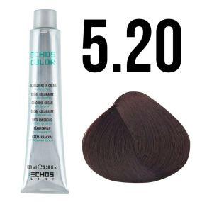 ECHOSLINE 5.20 farba do włosów 100ml