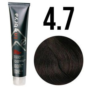 INEBRYA 4.7 farba do włosów 100ml