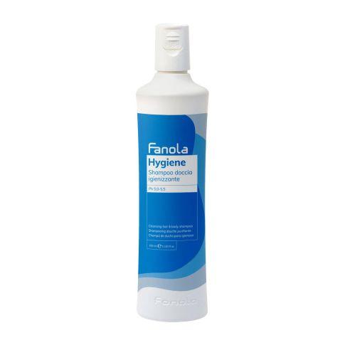 Fanola Hygiene Szampon Do Włosów i Ciała 350ml