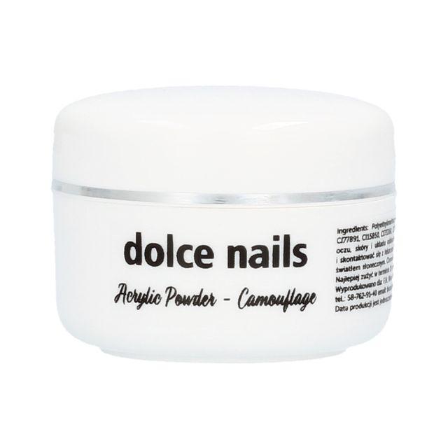 DOLCE NAILS Acrylic Powder Camouflage akryl kamuflaż 15g
