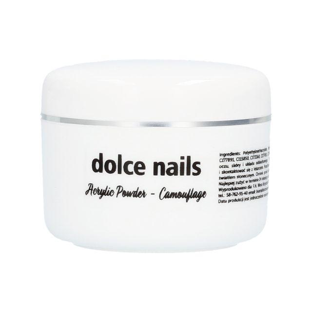 DOLCE NAILS Acrylic Powder Camouflage akryl kamuflaż 30g