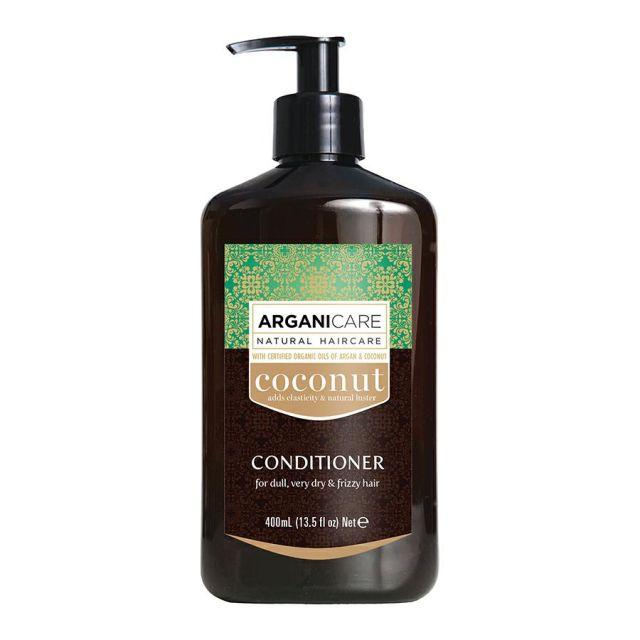 ARGANICARE Coconut odżywka do włosów suchych 400ml