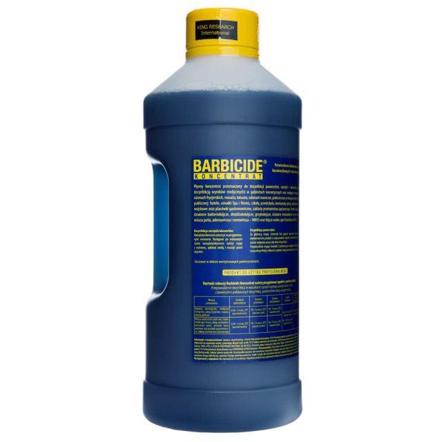 BARBICIDE Koncentrat 2020 do profesjonalnej dezynfekcji 2000ml