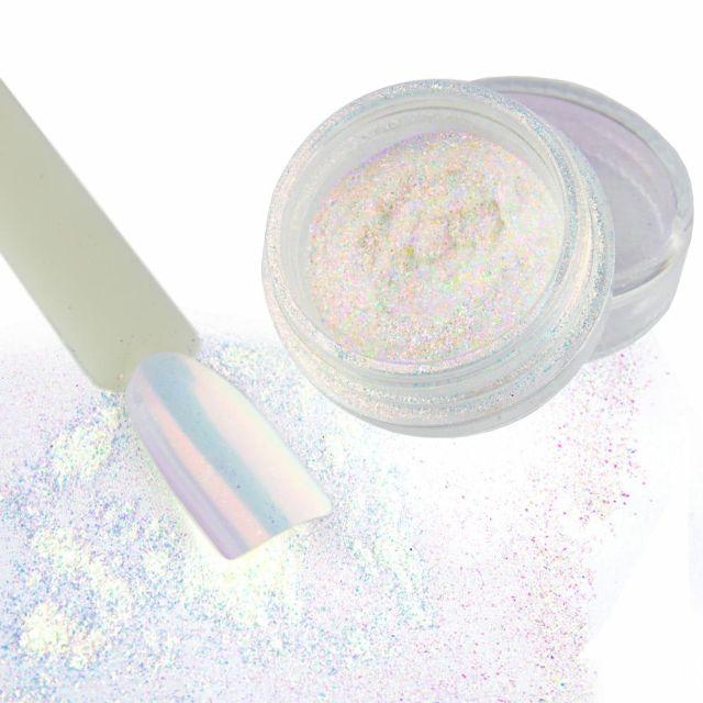 Aurora mirror 2 FLAME pyłek do paznokci