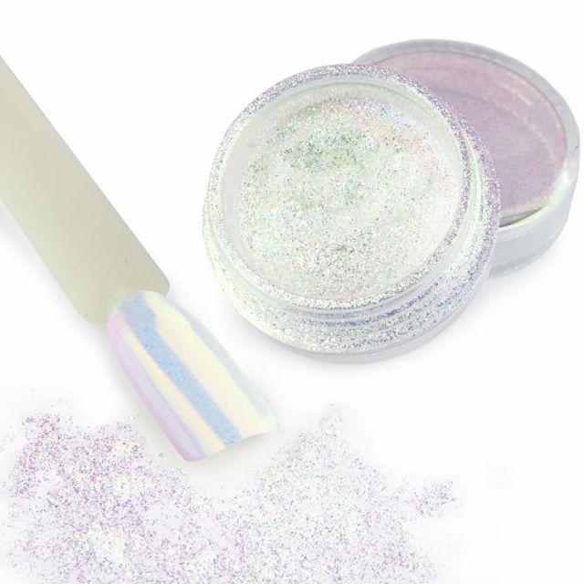 Aurora mirror 3 SHINE pyłek do paznokci