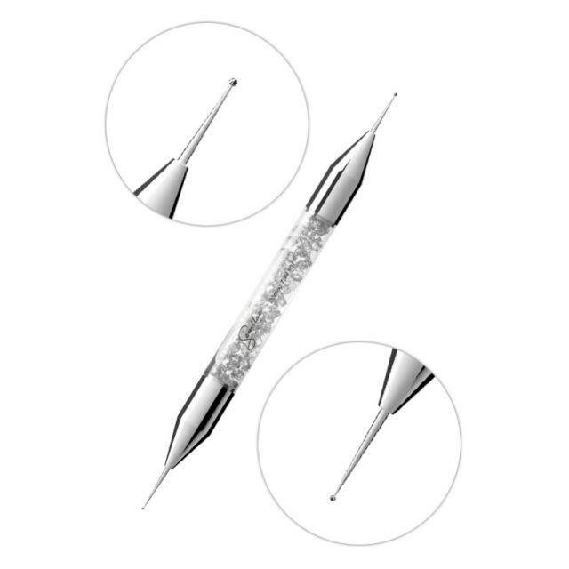 SEMILAC Dotting Tool 01 - 0,6/1,3 Sonda do zdobień