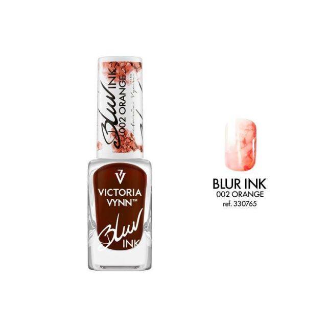 VICTORIA VYNN 002 Blur Ink Orange Atrament do zdobień 10ml