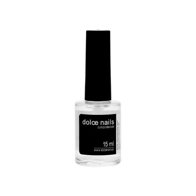 DOLCE NAILS Cuticle Remover 15ml Remover do skórek