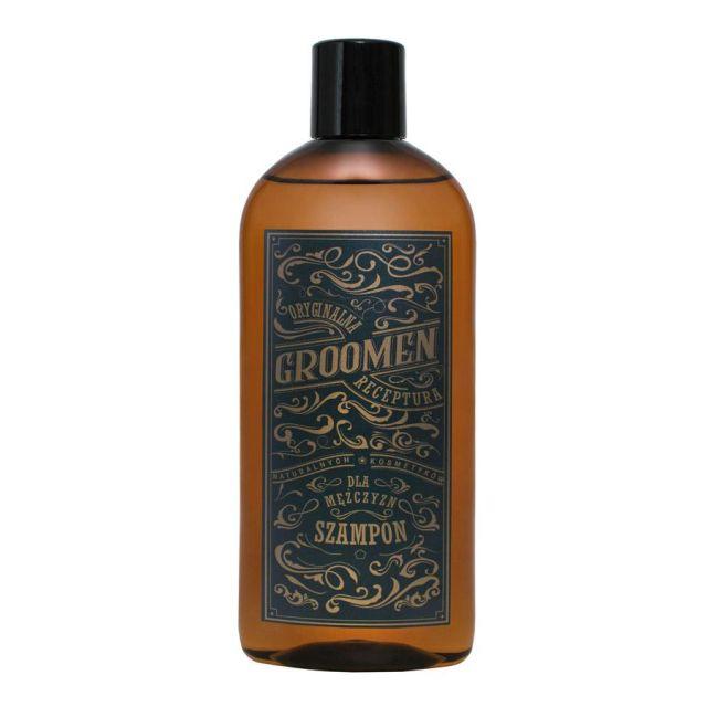 GROOMEN Earth szampon do włosów 300g
