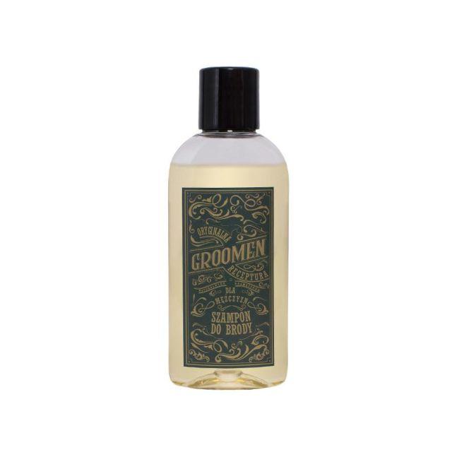 GROOMEN Earth szampon do brody 150g