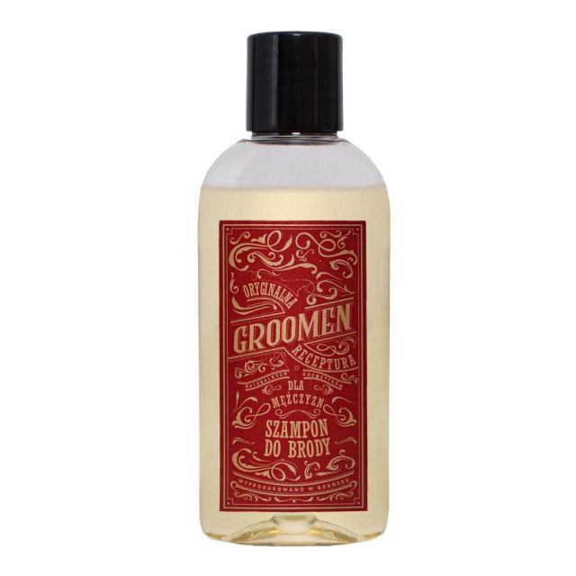 GROOMEN Fire szampon do brody 150g