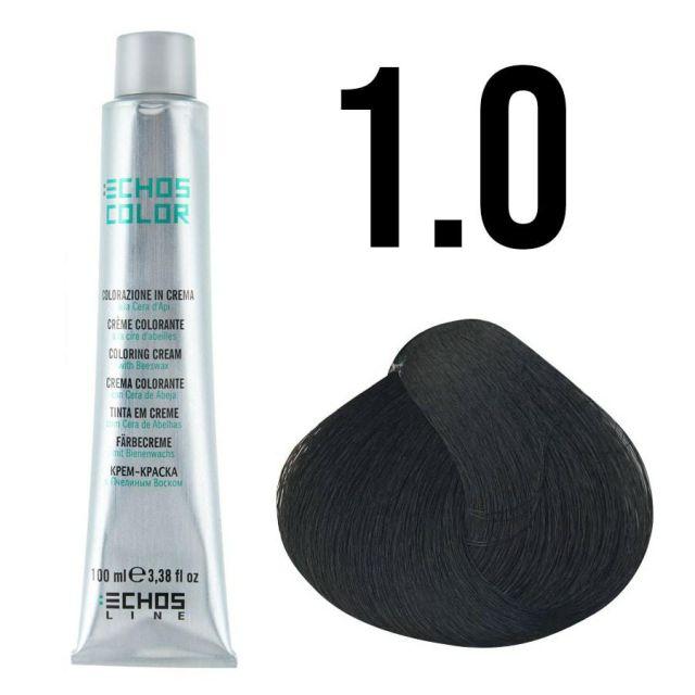 ECHOSLINE 1.0 farba do włosów 100ml
