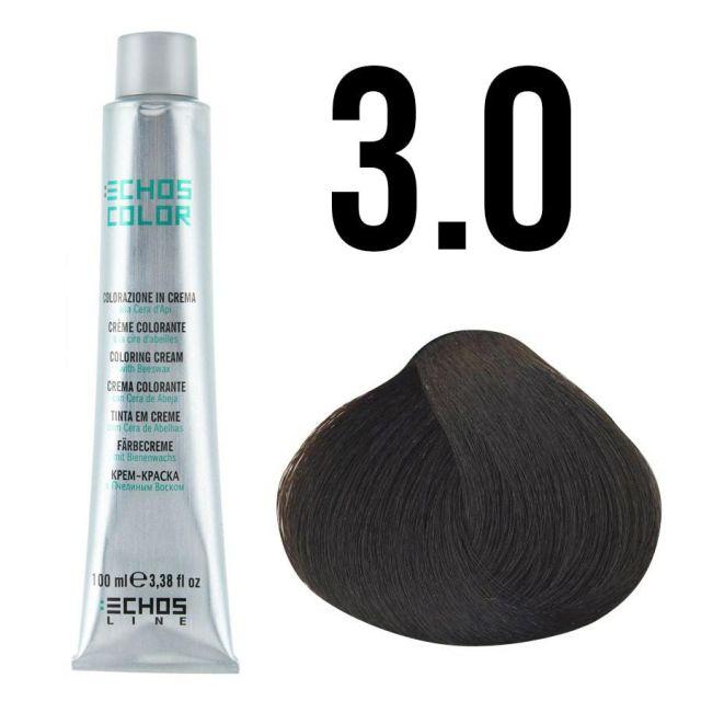 ECHOSLINE 3.0 farba do włosów 100ml