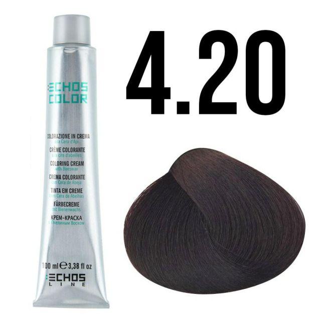 ECHOSLINE 4.20 farba do włosów 100ml