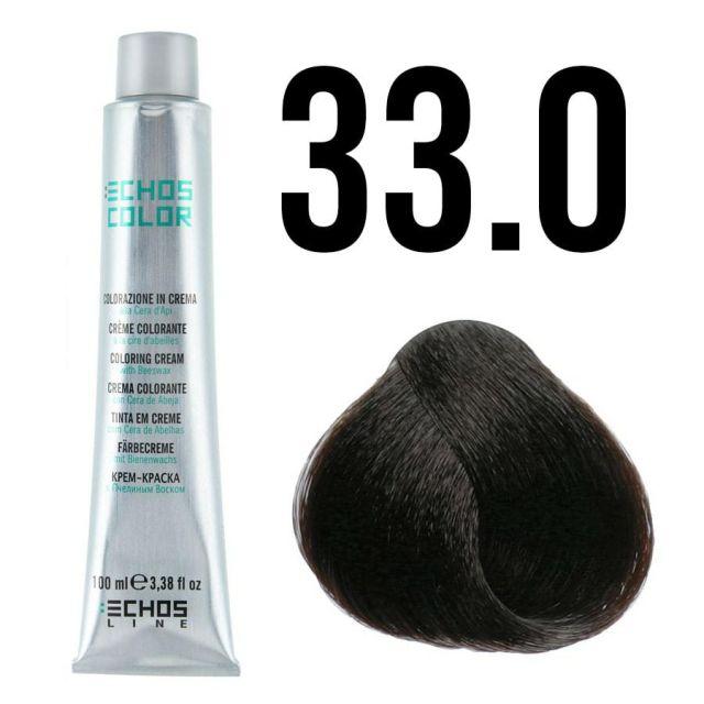 ECHOSLINE 33.0 farba do włosów 100ml