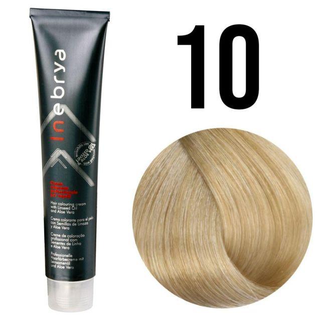 INEBRYA 10 farba do włosów 100ml