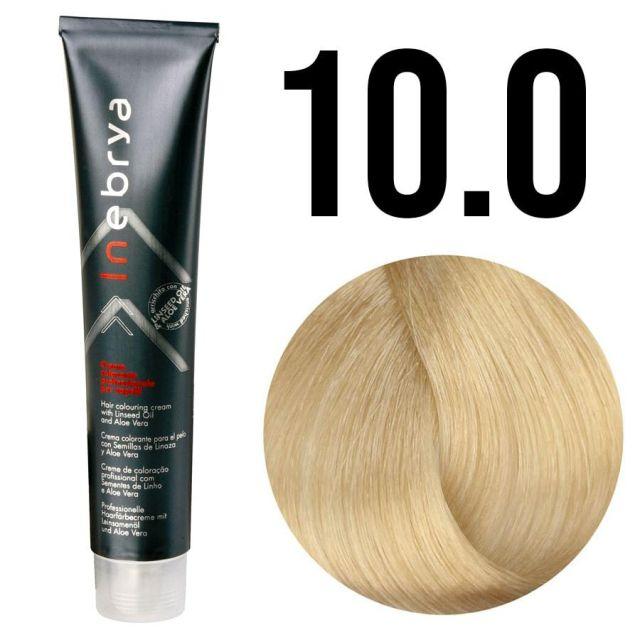 INEBRYA 10.0 farba do włosów 100ml