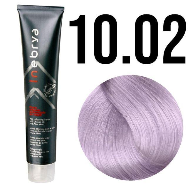 INEBRYA 10.02 farba do włosów 100ml